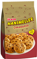 HANIMELLER CHOCOLATE CHIP BAGPACK
