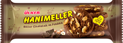 HANIMELLER HAZELNUT & BITTER CHOCOLATE ROLL PACK